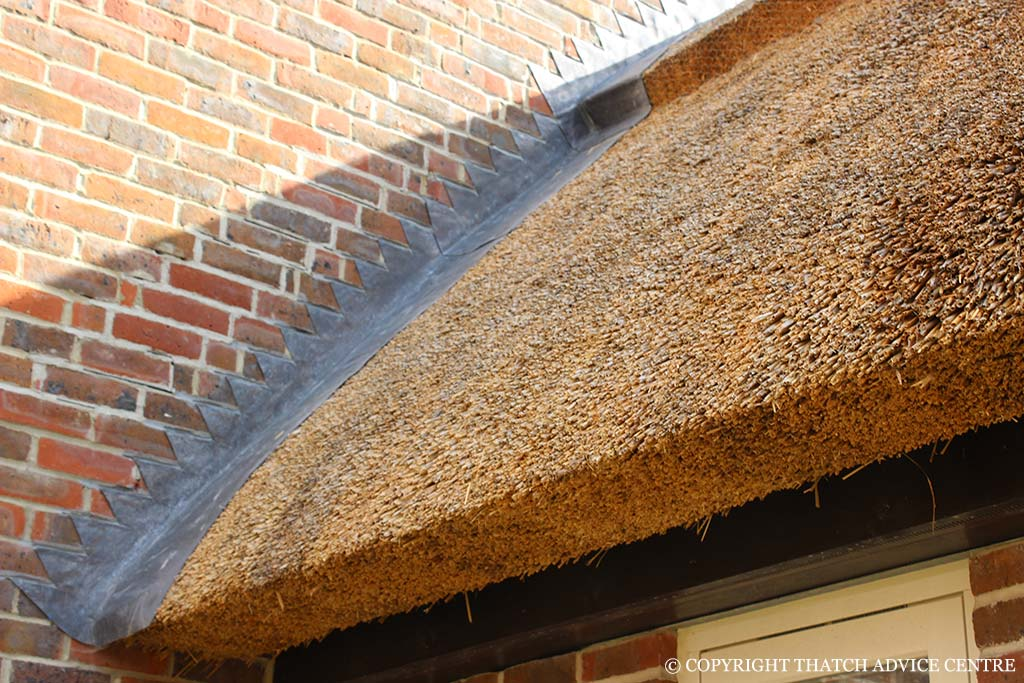 Flashings And Other Waterproofing For Thatch Thatch