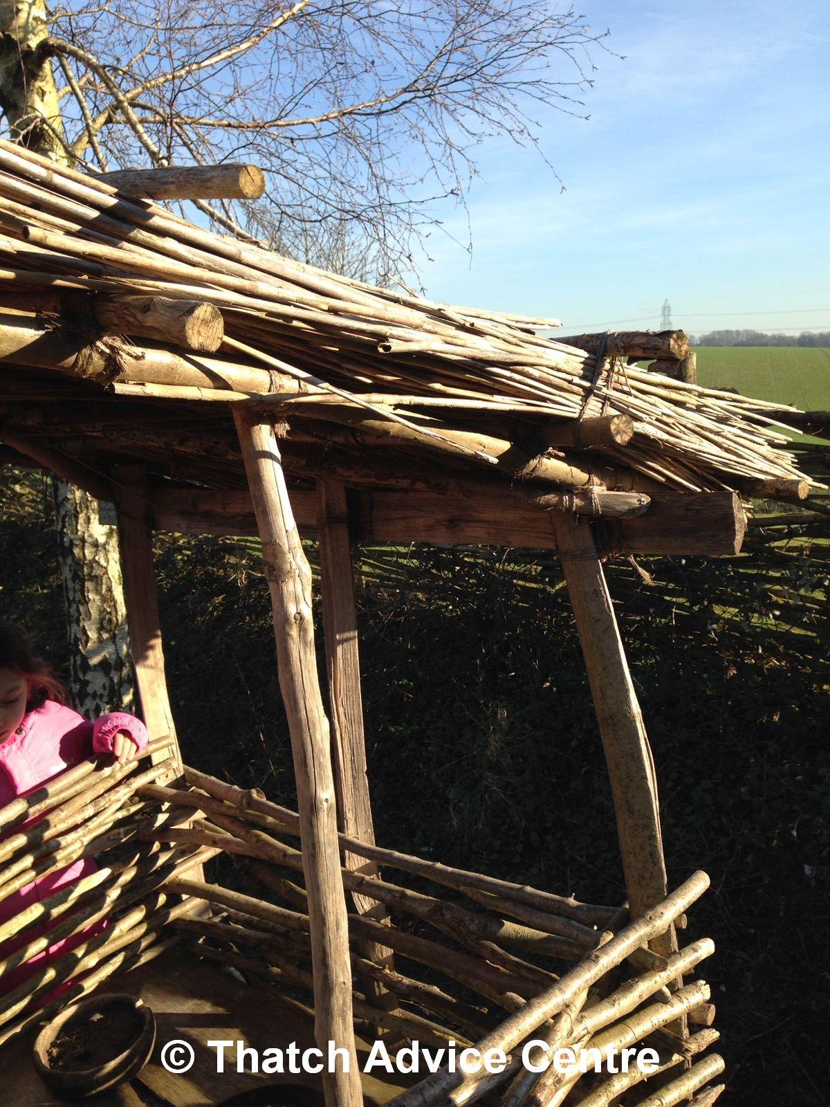 Thatch Advice Centre Visit Butser Ancient Farm Thatch