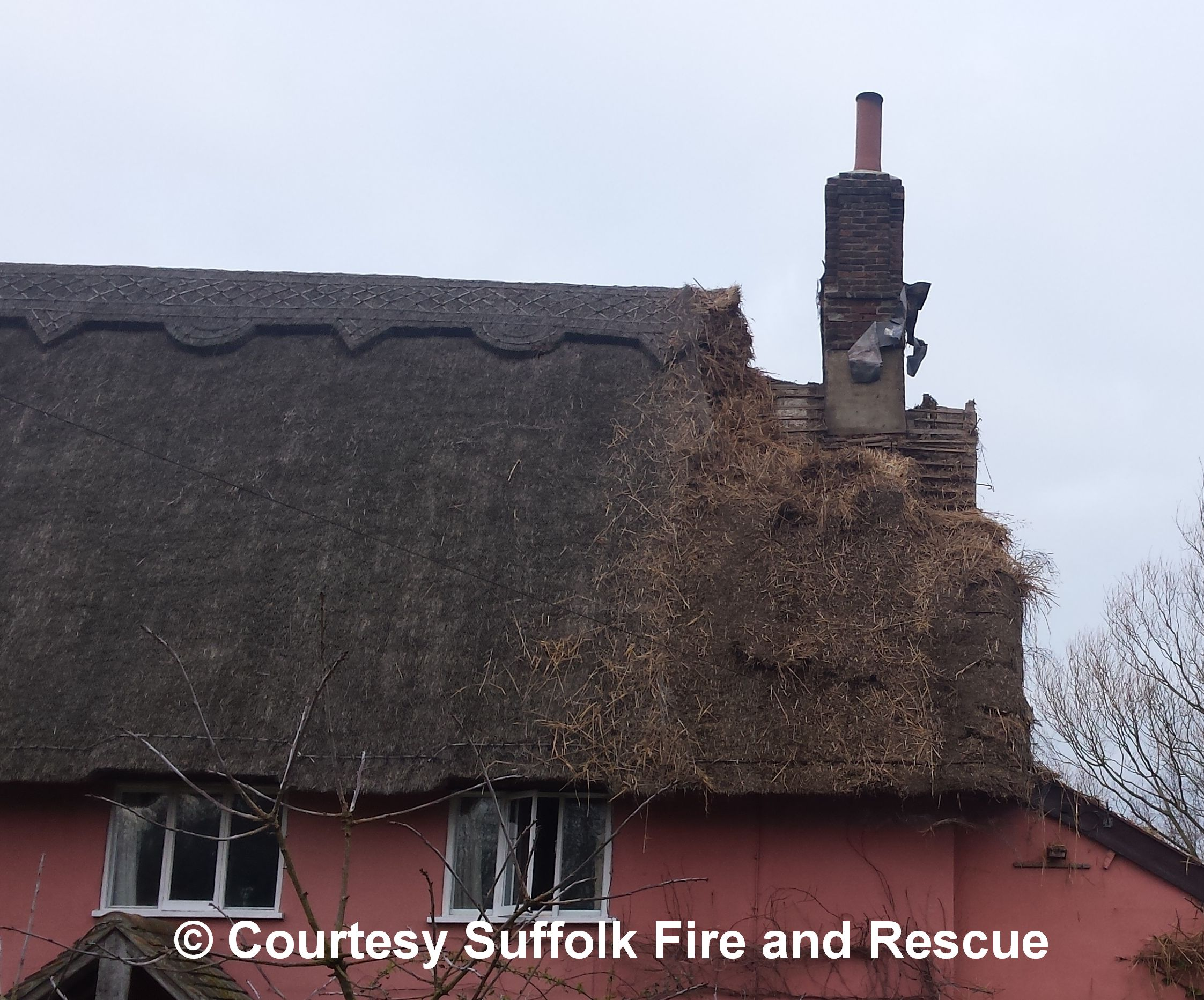 Reducing The Risk Of Thatch Fires U2013 Fire Safety Products And Fire Prevention