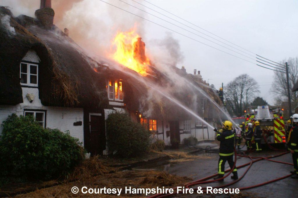 Thatch Advice Centre Fire Safety
