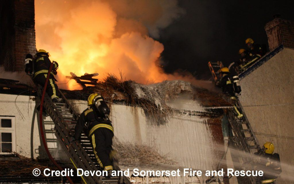 Devon and Somerset Fire and Rescue Service - 1