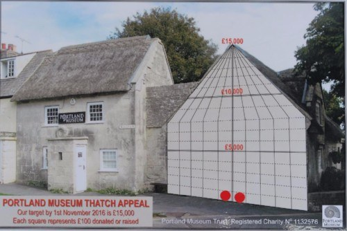 thath advice centre- portland museum thatch appeal