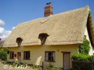 East Anglia Thatch Cottage 1