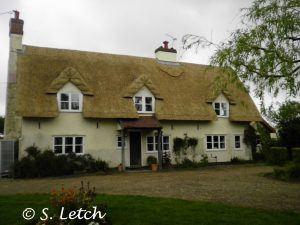 East Anglia Thatch Cottage 2