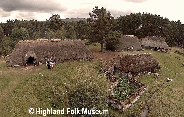 Highland Folk Museum 1