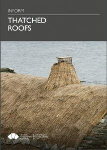 Inform thatched Roofs