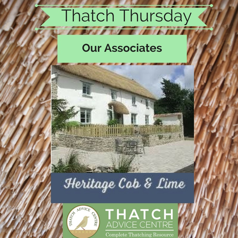 Thatch Thursday Heritage Cob & Lime