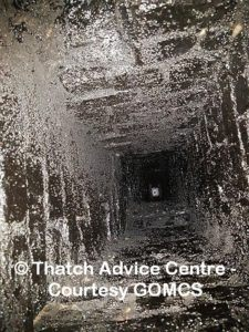 Thatch Advice Centre Chimney Fires 3