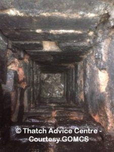 Thatch Advice Centre Chimney Fires 4