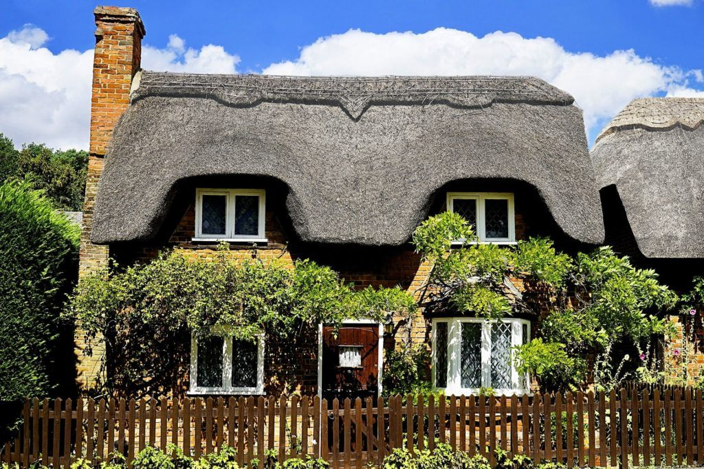 Thatch Advice Centre Cottage Clean Air Strategy