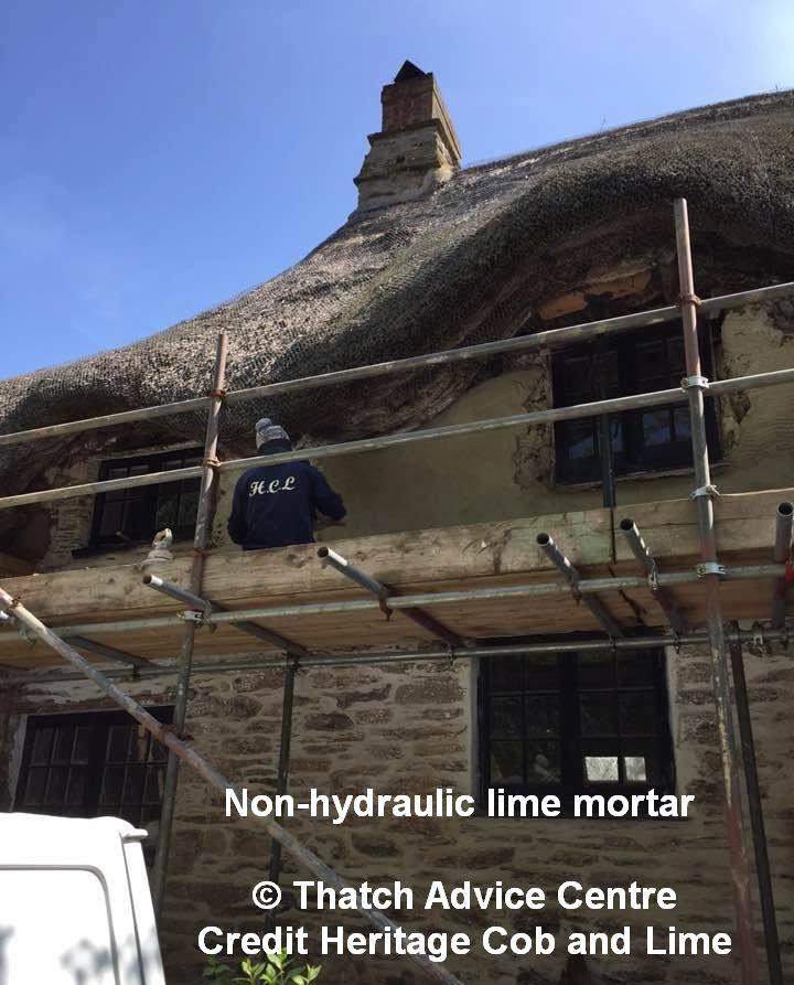 non hydraulic lime mortar 2