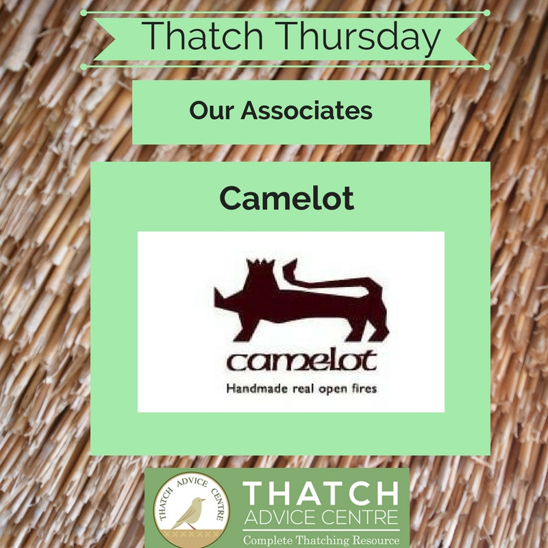 Thatch Thursday - Camelot Real Fires