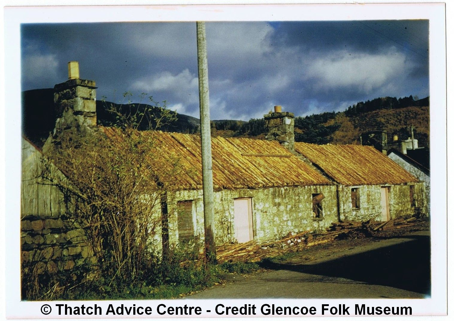 Visit Glencoe Folk Museum With Its Heather Thatch Thatch