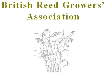 British Reed Growers Association Logo for Thatch Advice Centre