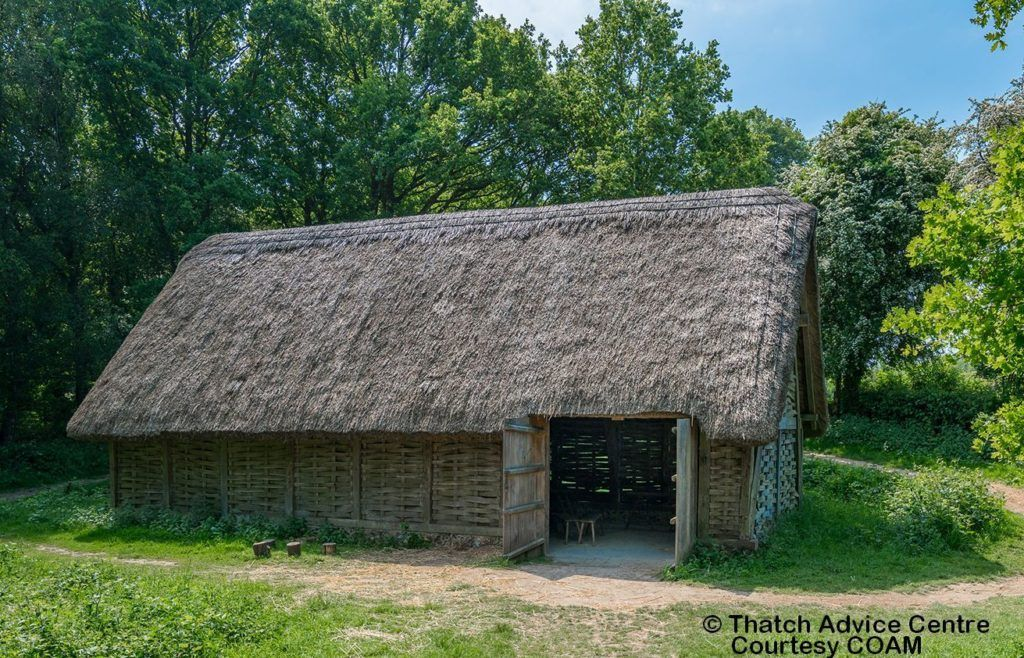 Arborfield Barn COAM