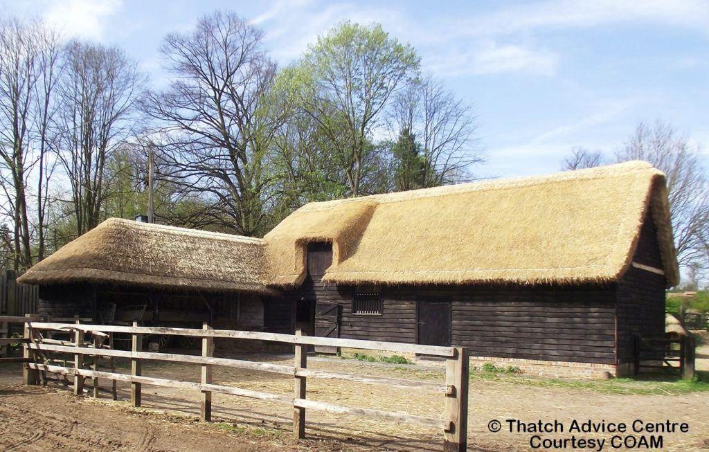 Marsworth Cattle Shelter COAM