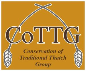 Conservation of Traditional Thatch Logo for Thatch Advice Centre information page.