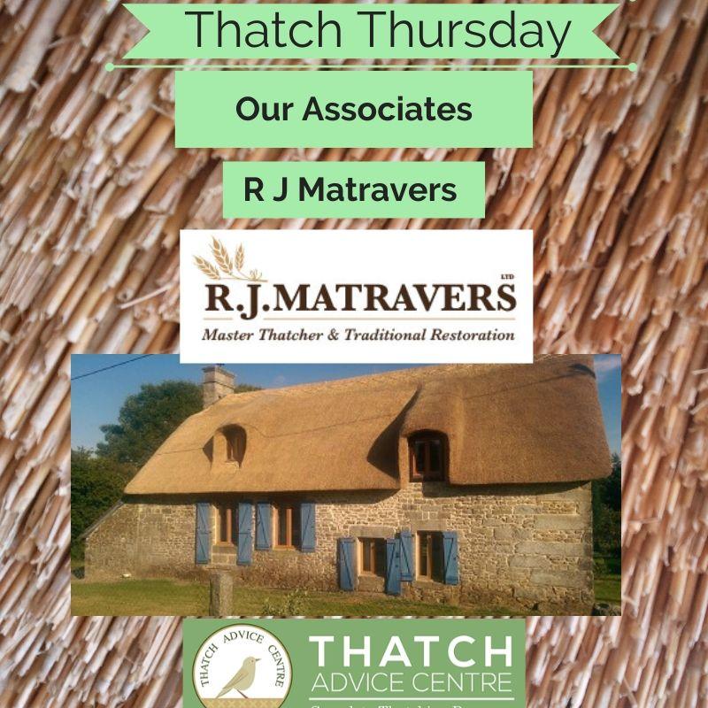 Thatch Thursdays January 2020