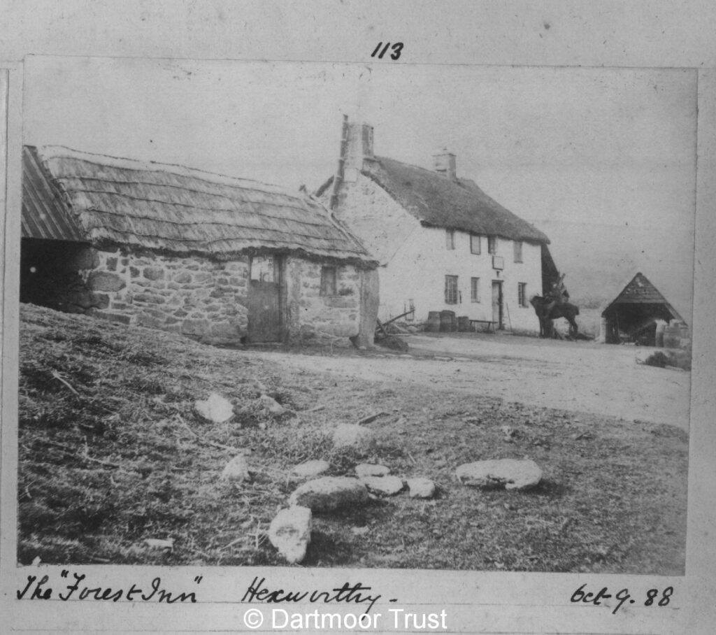 Dartmoor Trust - Forest Inn at Hexworthy