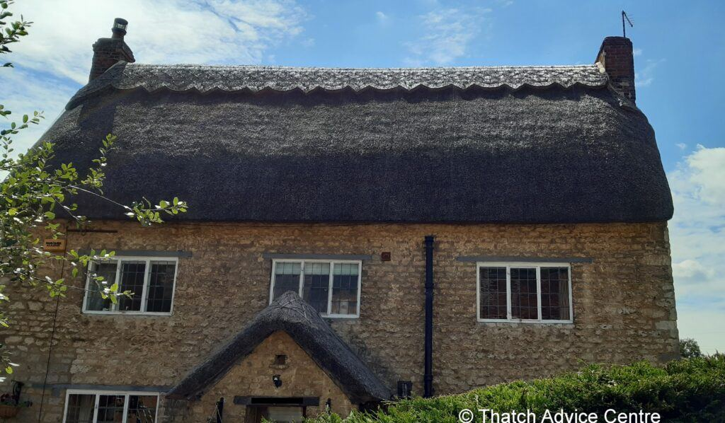 Listed Property - for Thatch Advice Cenre VAT Grant Scheme article