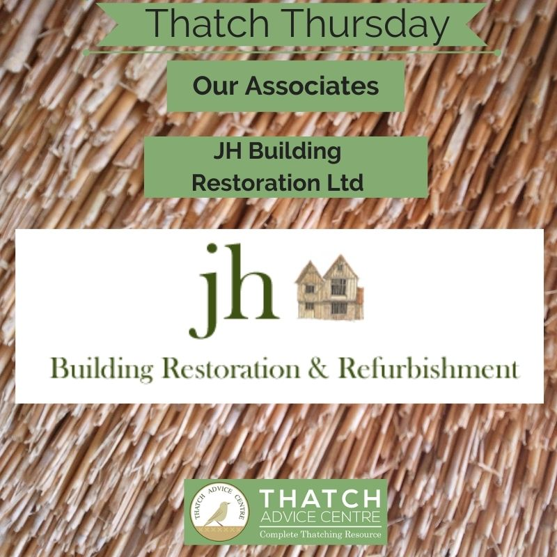 Thatch Thursdays September 2020
