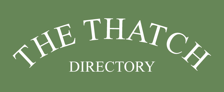 Thatch Directory of Specialists to help with Thatched Properties